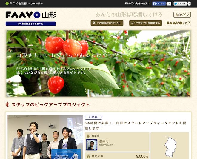 FAAVO Yamagata