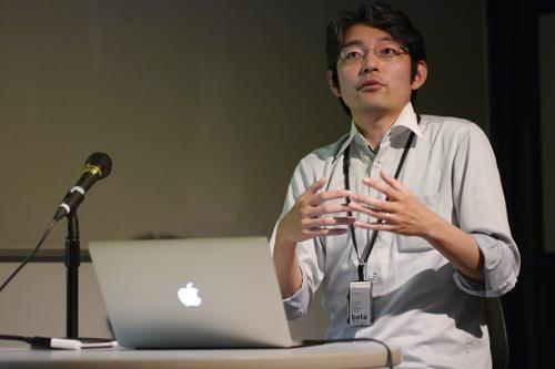 Code for Kanzawa 代表 福島健一郎さん