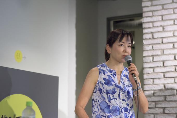 TBSの秋沢 淳子アナウンサー